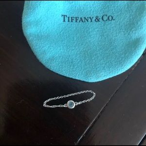Tiffany & Co. Color by the Yard Ring Elsa Peretti